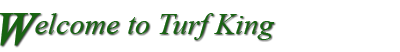 Turf King Lawn Care and Weed Maintenance